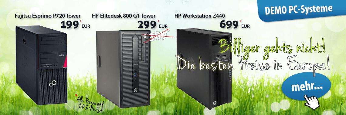 DEMO PC-Systeme
