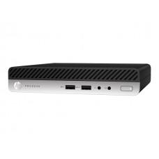 HP ProDesk 400 G5 - mini desktop - Core i5 9500T 2.2 GHz