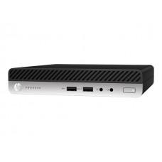 HP ProDesk 400 G4 - mini desktop - Core i5 8500T 2.1 GHz