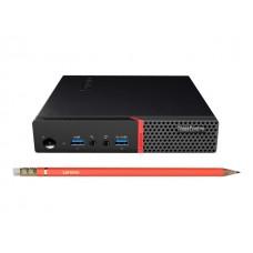 Lenovo ThinkCentre M715q (2nd Gen) - tiny - Ryzen 5 2400GE 3.2 GHz