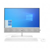 HP All-in-One 24-k0018ng, Snowflake White