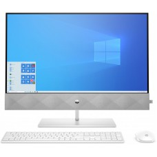 """HP Pavilion 27-d0002ne AiO GTX 1650 (4 GB) - i7-10700T/16 GB/512 GB SSD + 2 TB HDD/27"""" FHD Touch/Win 10"""