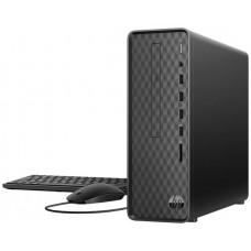 HP Slim Desktop S01-aF0017ng Jet Black
